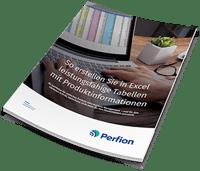 So erstellen Sie in Excel leistungsfähige Tabellen mit Produktinformationen