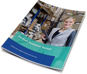 Perfion Supplier Portal