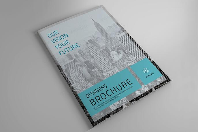 10 Ideas For Stunning Brochure Design You Should Try Out