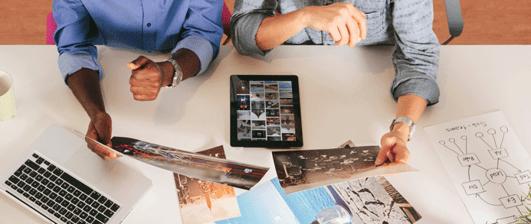 Haben gedruckte Kataloge noch einem Platz im modernen Marketing?