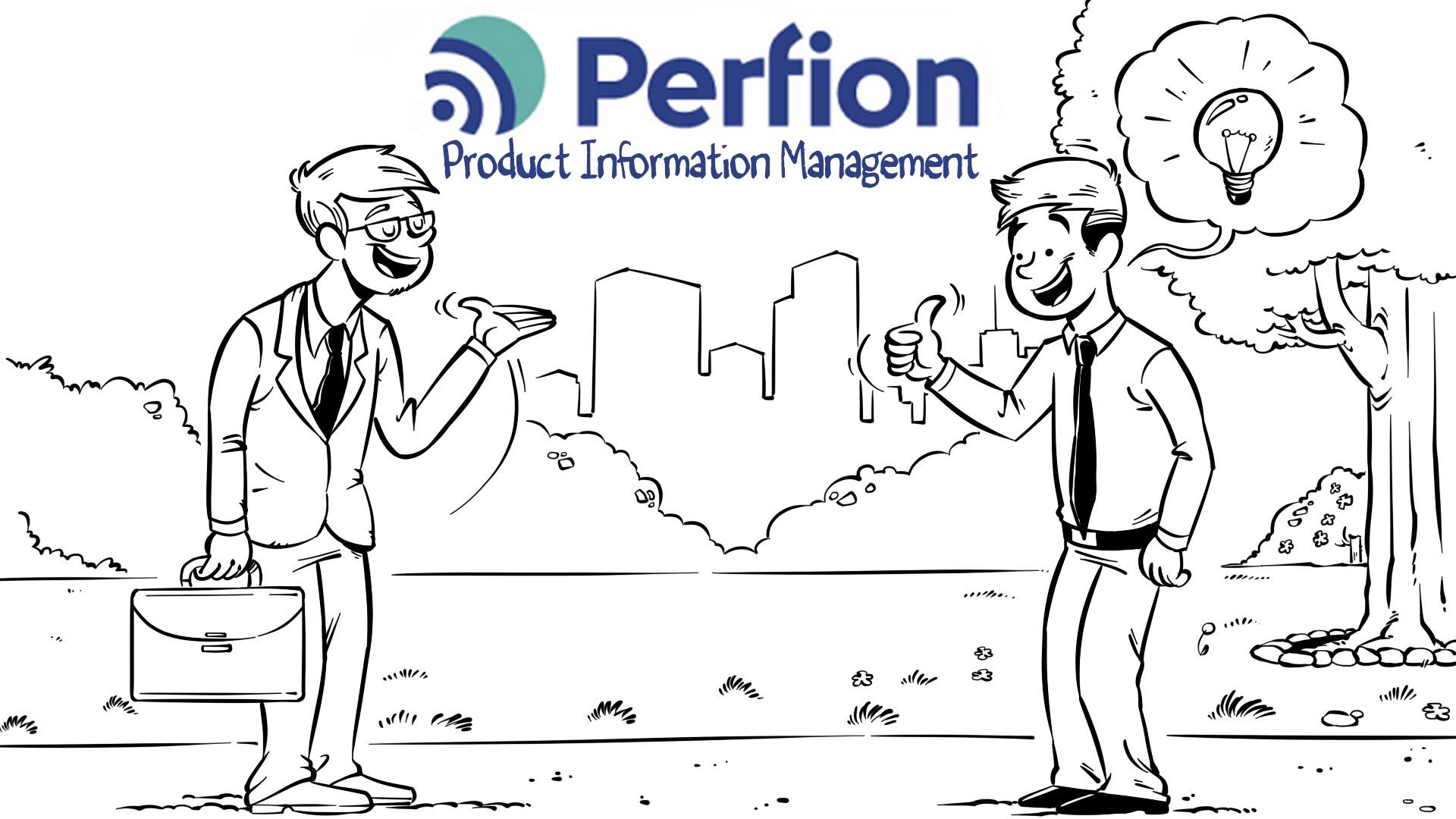 Perfion Product Information Management PIM